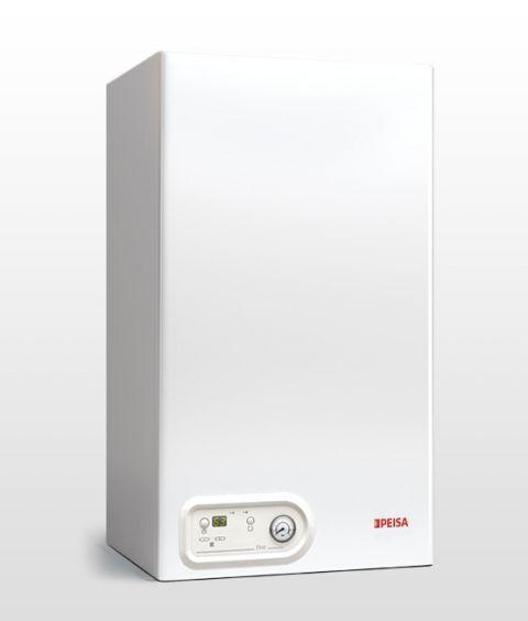 Caldera Diva C Para CalefacciónTiro Forzado 26 GN Peisa