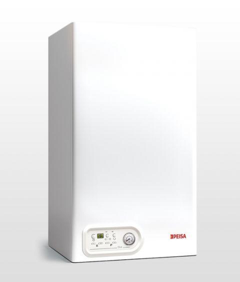 Caldera Diva DS Calefacción y Agua Caliente Tiro Forzado 32 GN Peisa
