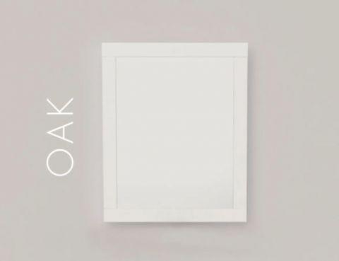 Espejo Oak Blanco 60 x 70 Cm Campi