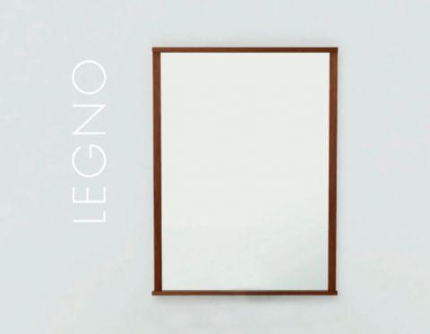 Espejo Legno Habano 60 x 71.5 Cm Campi