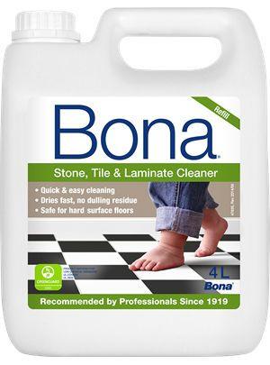 Limpiador para Suelos laminados y superficies duras x 4 Lts Bona